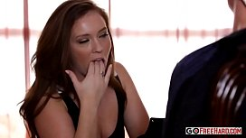 Super Porn Star Maddy Oriley in Blindfold Erotic Sex