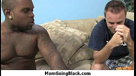 Your mother goes for a big black cock 16
