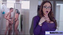 Big Tits Naughty Wife (Ariella Ferrera & Missy Martinez) Love Hardcore Intercorse movie-04