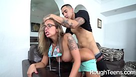 Layla London Gives Blowjob and Pounded by Nice Penis