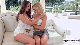 SapphicErotica Pretty Lesbians Doing It Right Free Video from www.SapphicLesbos.com 22 xxx video