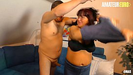 AMATEUR EURO - Naughty Mature German Maria H. Seduce And Fucks With Her Husband