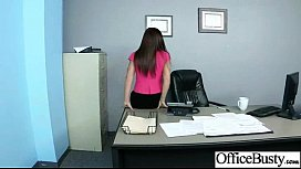 Busty Office Girl diamond Bang Hard e At Work clip