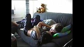 Fucking brazilian nanny on hidden cam