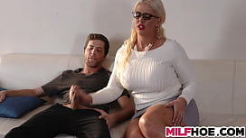 Needy Stepmom Demands A Stiff Cock