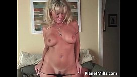Blonde gal with massive tits pulls out father daughter porn