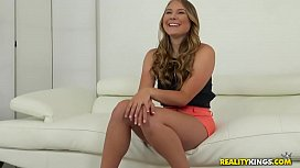 RealityKings First Time Auditions Give It To Me