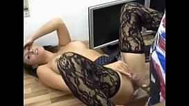 Gorgeous German College Girl Gets Anal Fucked by Her Teacher