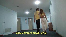 Camel Toes a Teen Thai