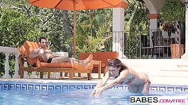 Babes - Step Mom Lessons - Its Okay Were On Vacation starring Joel and Julia Roca and Bianca Resa cl