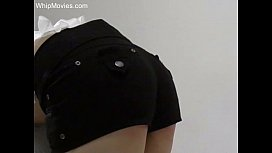 Hard spanking for Naughty wife 1- hard whipping with electric wire
