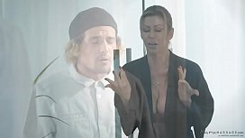 MOM!? What are you doing here? - Alexis Fawx and Tyler Nixon