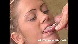 Dynamite has her throat and asshole gaped by a thick cock xxxx mp4