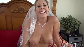 Mom & Son Get Married & Start a Family Together - Impregnation, Wedding, MILF, POV, Inbred, Breeding - Nikki Brooks xvideos preview