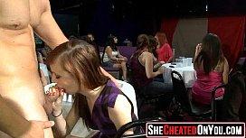 52 Wild These cheating sluts take loads56