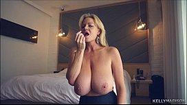 Big Titted Mature Goddess Kelly Madisons Hotel Fuck