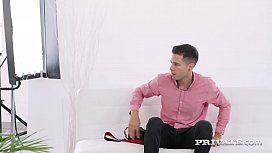 Private.com - Brunette Babe Liv Revamped Gets Anal Banged!