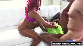 RealityKings - Round and Brown - (Gabriel Jenna J, Foxx Tarzan) - Stretch It Out