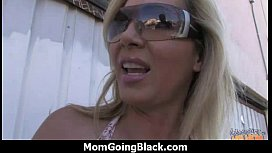 Mommy stuffed with BBC 17