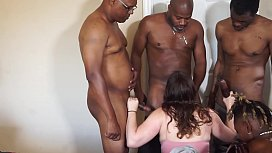 Behind the Scenes of My Latest BBC Gangbang