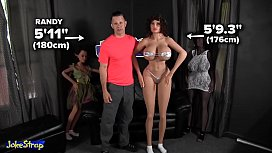 176cm World Tallest Sex Doll Funny Review By Jokestrap Go Sydollscom And Subscribe Win Free SY Sex Doll