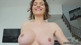 Hot milf with hairy pussy first time Krissy Lynn in The Sinful