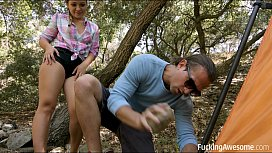 FuckingAwesome - The Camping Trip xxx video