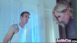 Deep Hard Anal Sex With Big Round Ass Slut Girl (Kate England) video-16
