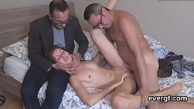 Poor bf lets peculiar friend to ream his lover for hard cash