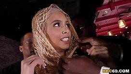 Arab Slut Aaliyah Hadid Enjoys Anal Gangbang idothiscouple