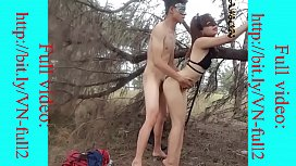 Asian couple have sex in the jungle part 2 - http://bit.ly/VN-full2