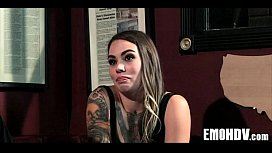 Emo slut with tattoos 0486 xvideos preview