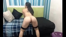 Chubby busty girl fingering pussy - watch live at AngelzLive.com
