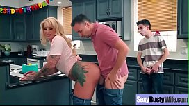 Hard Sex On Camera With Busty Sluty Housewife Ryan Conner mov