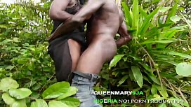 QUEENMARY9JA- Somewhere in Africa, a young maiden got fucked in the forest.