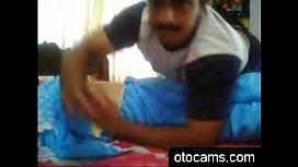 Indian couple fucks on webcam otocamscom