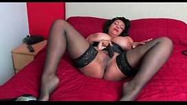 danica collins stockings vibrator