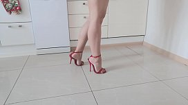 I want your cum on these sandals!
