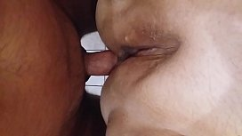 Anal and piss