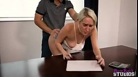 Cadence Luxx in Step-Dad fucks Daughter hard