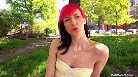 MAGMA FILM Cute Skinny German Punk