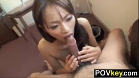 Skinny And Hairy Asian Wants Dick POV