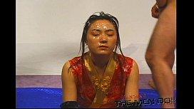 Bukkake festival 4 4/4 Japanese uncensored bukkake
