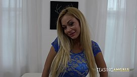 Peneloppe Ferre POV tits in your face while riding a huge dick-8min TA logo