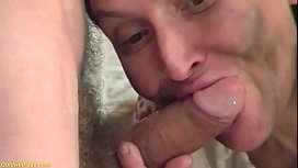 ugly hairy mom b. banged by stepson