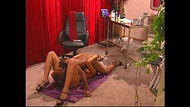 Africa And Lacey Duvalle Enjoying Each Other Company Interracial  Kissing  Pussy Licking  Shaved Pus
