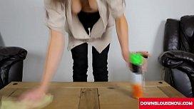 home work downblouse