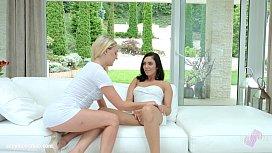 Sapphic Erotica presents Amber Deen and Jenny Saphire lesbians