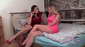 Sensual Jane And Jemma Valentine Girls Night Out