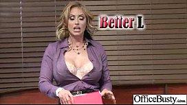 Sex Tape In Office With Slut Nasty Big Melon Tits Girl eva notty vid